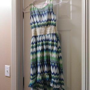 COPPER KEY* DRESS GIRL SIZE 7